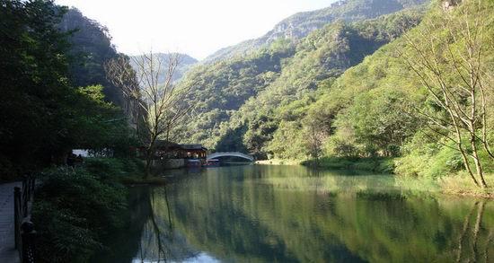 宜昌三峡大瀑布风景区图片
